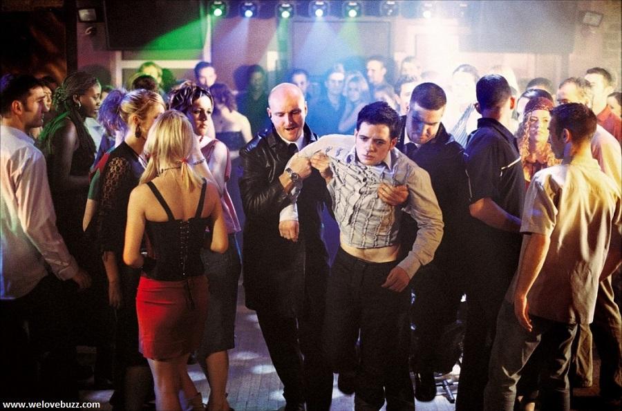 videur escorte homme alcoolisé