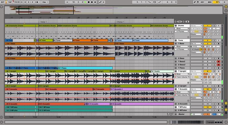 Sound Design Screenshot