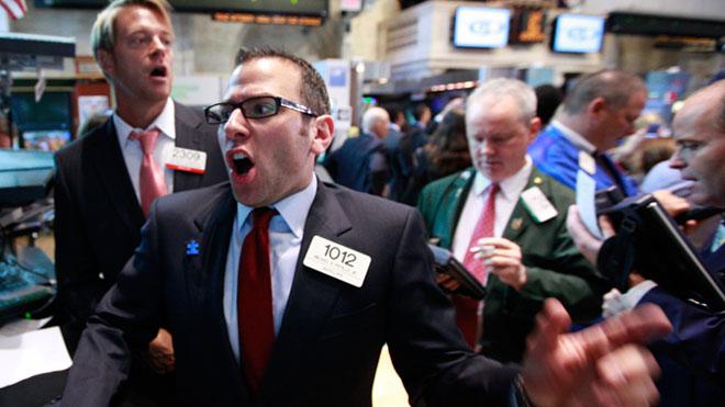 métier de trader stressant